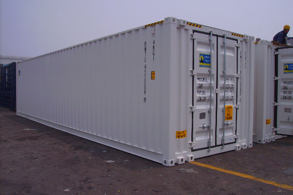 Specialized Shipping Containers